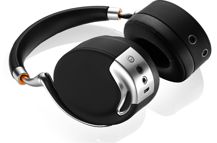 Parrot Zik Headphones by Starck