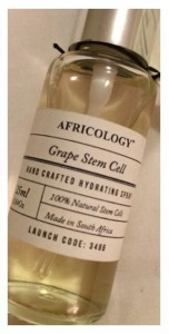 Africology Grape Stem Cell