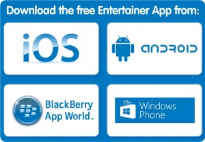 Entertainer App download