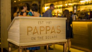Pappas on the Square