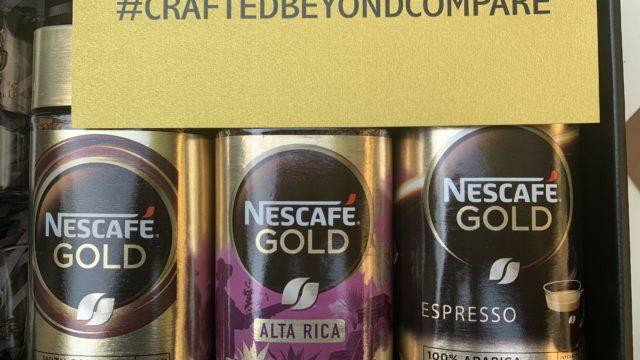 NESCAFÉ GOLD featured